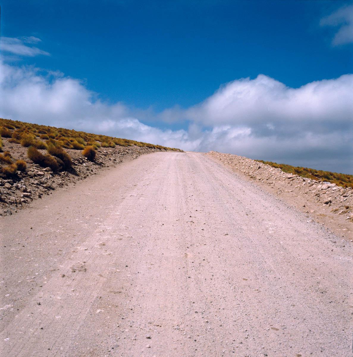 S/T, Atacama 2006 Impresión giclée sobre papel acuarela 100% algodón 90 x 90 cm Ed. 5